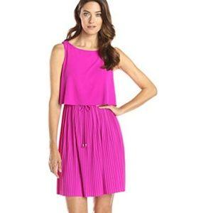 Ivanka Trump  Women's Sleeveless Popover Dress